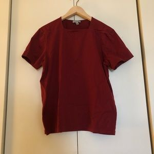 COS red T-Shirt